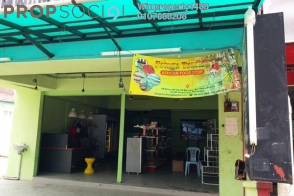 For Sale Shop at BSP Skypark, Bandar Saujana Putra Freehold Unfurnished 0R/1B 360k