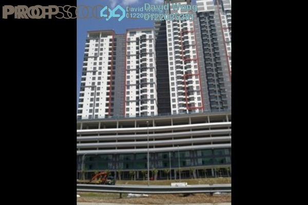 For Rent Condominium at Silk Residence, Bandar Tun Hussein Onn Freehold Unfurnished 3R/2B 1k