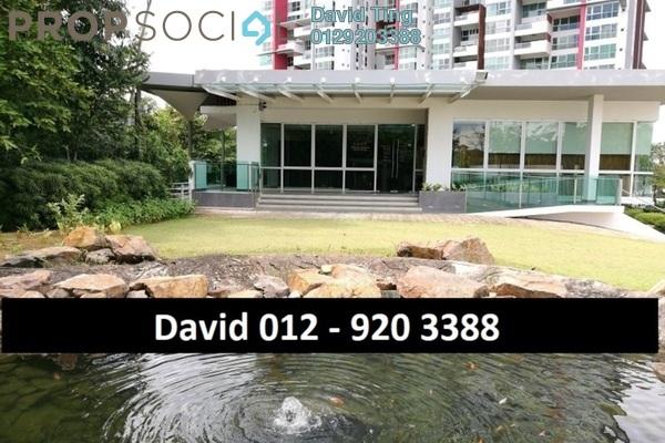 For Sale Condominium at Seringin Residences, Kuchai Lama Freehold Semi Furnished 3R/2B 1.05m