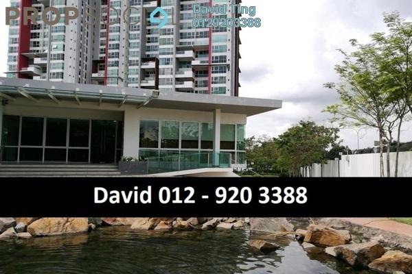 For Sale Condominium at Seringin Residences, Kuchai Lama Freehold Semi Furnished 3R/3B 1.33m