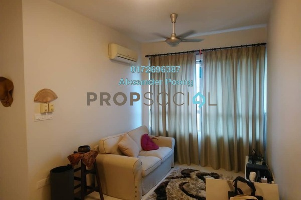 For Sale Condominium at Ritze Perdana 1, Damansara Perdana Freehold Fully Furnished 1R/1B 400k
