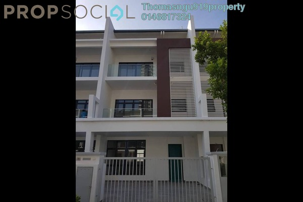 For Sale Superlink at Avens Residence, Southville City Freehold Unfurnished 7R/6B 1.1m