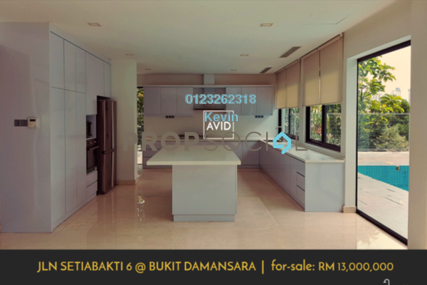 For Sale Bungalow at Bukit Damansara, Damansara Heights Freehold Unfurnished 8R/9B 13m