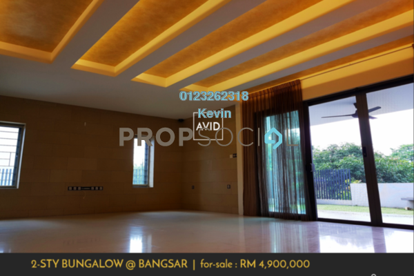 For Sale Bungalow at Bukit Pantai, Bangsar Freehold Semi Furnished 5R/7B 4.9m