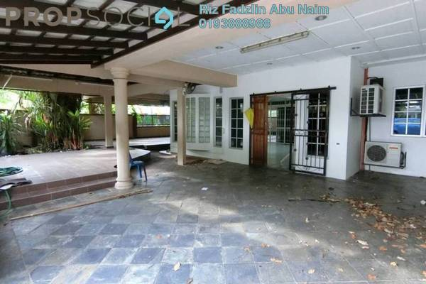 For Sale Terrace at Section 19, Shah Alam Freehold Semi Furnished 5R/4B 795k
