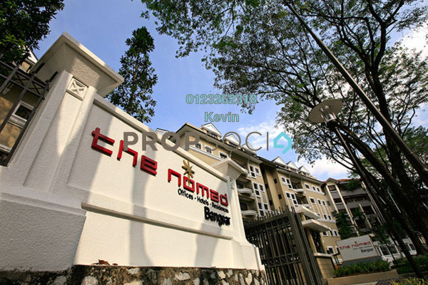For Rent Serviced Residence at The Nomad Residences, Bangsar Freehold Fully Furnished 3R/2B 11.2k