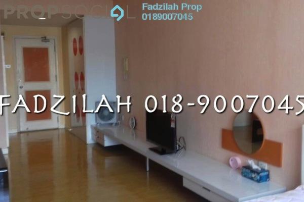 For Rent SoHo/Studio at Dorchester, Sri Hartamas Freehold Fully Furnished 1R/1B 1.5k
