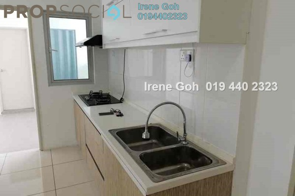 For Rent Condominium at The Latitude, Tanjung Tokong Freehold Semi Furnished 4R/4B 2.5k