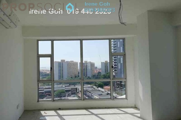 For Sale Condominium at City Residence, Tanjung Tokong Freehold Unfurnished 1R/1B 1.55m