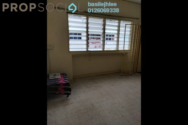 For Rent Apartment at Cuepacs Apartment, Brickfields Freehold Semi Furnished 1R/1B 1.3k