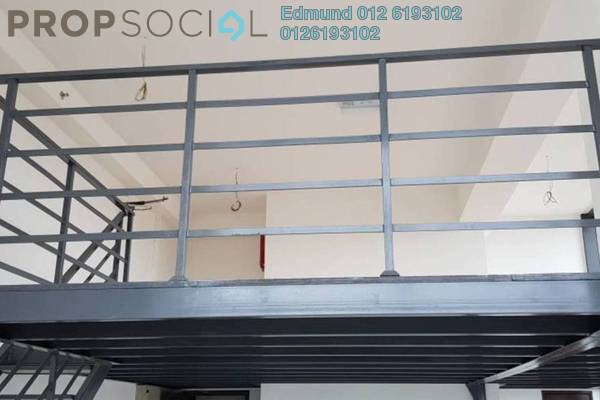 For Sale SoHo/Studio at Infinity Tower, Kelana Jaya Freehold Semi Furnished 0R/0B 530k