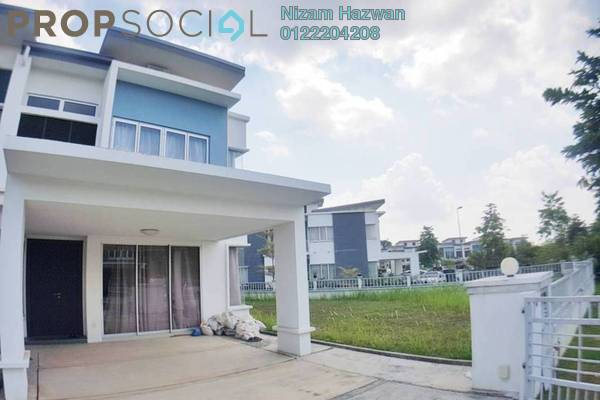 For Sale Terrace at Viola, Alam Impian Freehold Unfurnished 4R/5B 1.1m