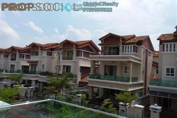 For Sale Bungalow at Villa Kristal Heights, Batu Caves Freehold Semi Furnished 6R/7B 2.25m