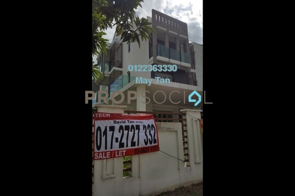 For Sale Villa at USJ Heights, UEP Subang Jaya Freehold Semi Furnished 6R/6B 2.6m