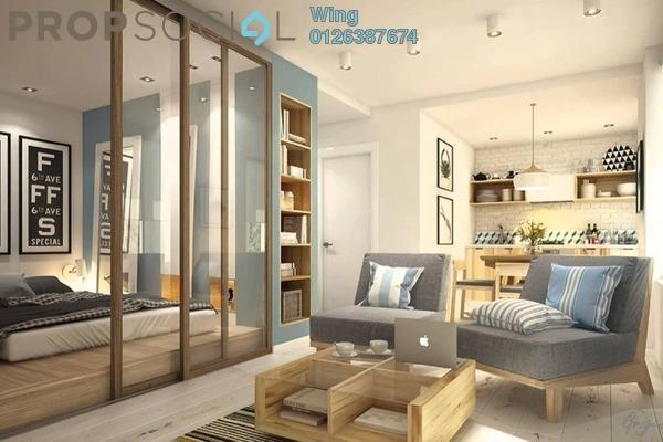 For Sale Condominium at Bandar Rinching, Semenyih Freehold Fully Furnished 2R/2B 250k