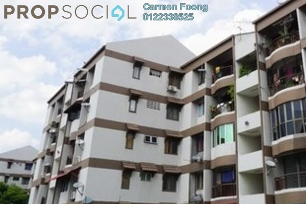 For Sale Condominium at Kinrara Court, Bandar Kinrara Freehold Semi Furnished 3R/2B 240k