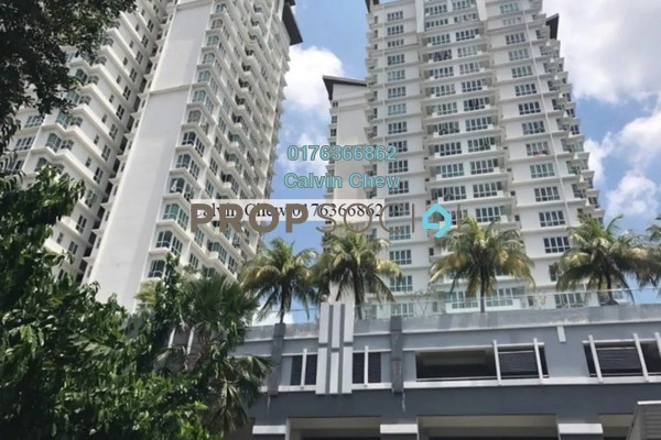 For Sale Condominium at 1Sentul, Sentul Freehold Unfurnished 3R/2B 374k