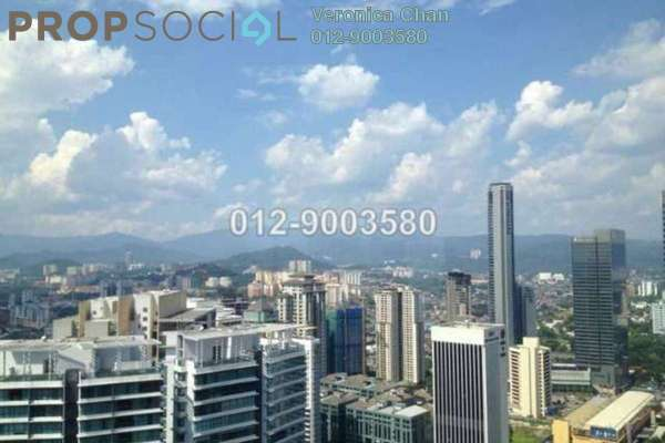 For Rent Condominium at K Residence, KLCC Freehold Fully Furnished 3R/5B 15.5k