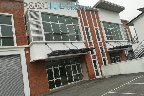 For Rent Factory at RCI Park, Rawang Freehold Unfurnished 0R/0B 7.5k