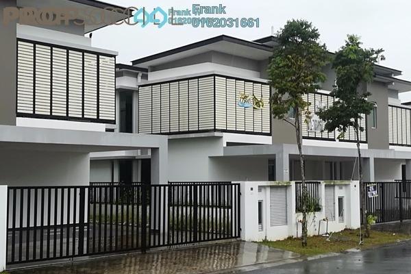 For Sale Semi-Detached at Nusa Idaman, Iskandar Puteri (Nusajaya) Freehold Unfurnished 5R/4B 1.18m