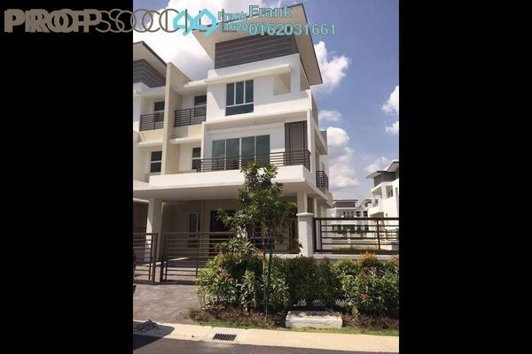 For Sale Semi-Detached at Regency Parc, Rawang Freehold Unfurnished 5R/5B 879k