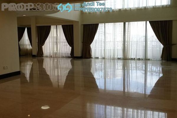 For Rent Condominium at Regency Tower, Bukit Ceylon Freehold Semi Furnished 4R/5B 12k