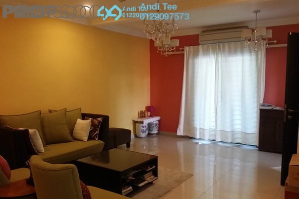 For Sale Terrace at Damai Budi, Alam Damai Freehold Semi Furnished 4R/3B 1.55m