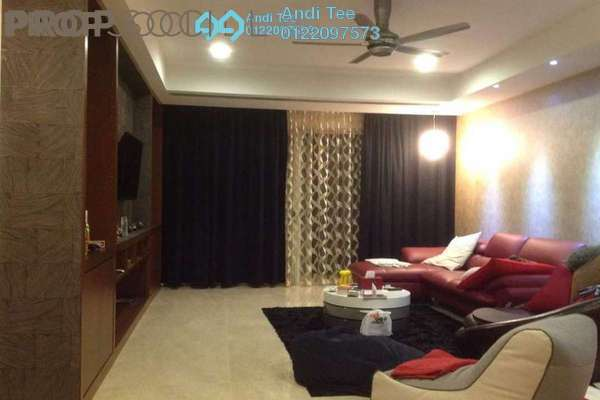 For Sale Condominium at 28 Mont Kiara, Mont Kiara Freehold Semi Furnished 0R/5B 2.3m