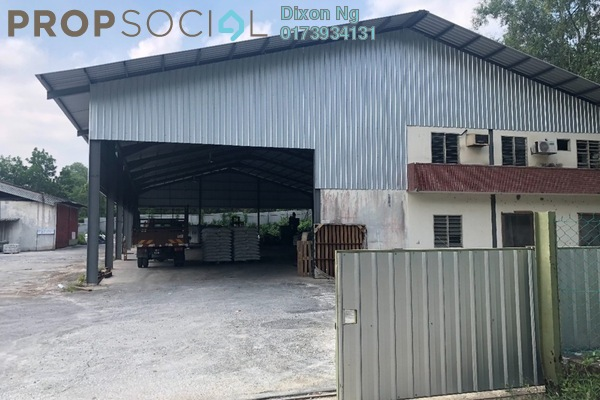 For Sale Land at Bandar Country Homes, Rawang Freehold Semi Furnished 1R/1B 3.88m