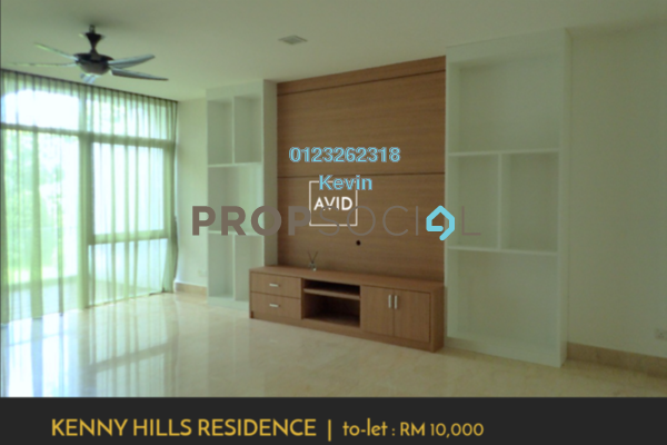 For Rent Serviced Residence at Kenny Hills Residence, Kenny Hills Freehold Semi Furnished 4R/4B 10k