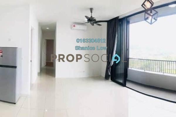 For Rent Condominium at Dream City, Seri Kembangan Freehold Semi Furnished 3R/2B 1.85k