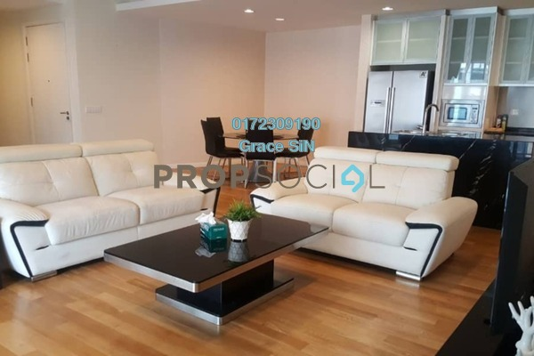 For Rent Condominium at St Mary Residences, KLCC Freehold Fully Furnished 2R/2B 6.6k