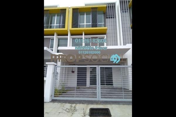 For Sale Link at Taman Semenyih Mewah, Semenyih Freehold Unfurnished 4R/3B 699k