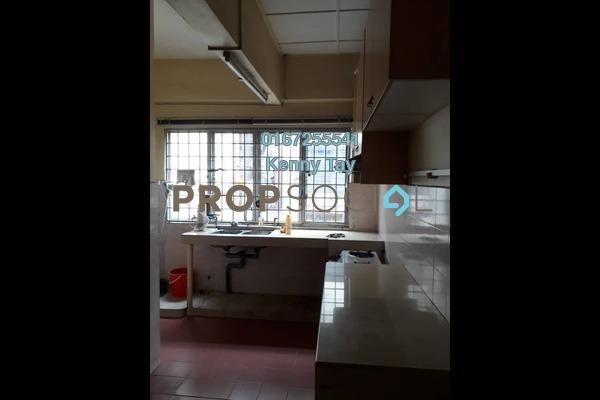 For Sale Apartment at Taman Mastiara, Jalan Ipoh Freehold Semi Furnished 3R/2B 200k