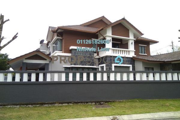 For Sale Superlink at D'Premier, Bandar Damai Perdana Freehold Semi Furnished 5R/4B 1.35m