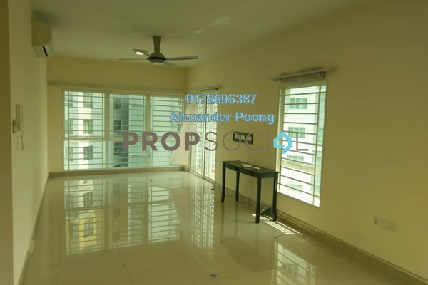 For Rent Condominium at Metropolitan Square, Damansara Perdana Freehold Semi Furnished 3R/2B 2.15k