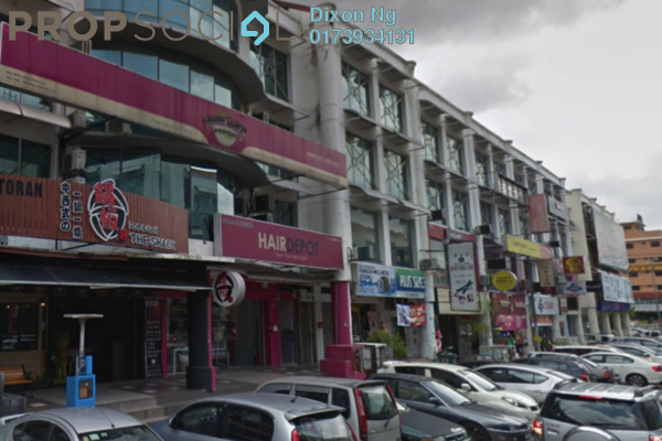 For Sale Shop at Puteri 8, Bandar Puteri Puchong Freehold Semi Furnished 1R/1B 3.85m