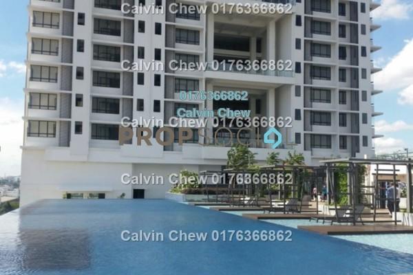 For Sale Condominium at You One, UEP Subang Jaya Freehold Unfurnished 3R/3B 718k