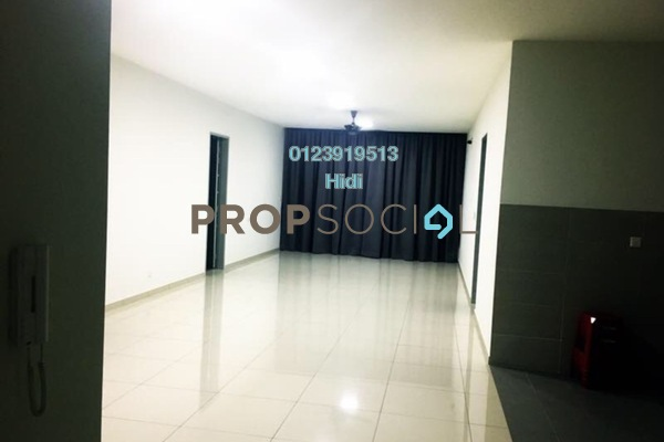 For Sale Condominium at X2 Residency, Puchong Freehold Semi Furnished 4R/4B 625k
