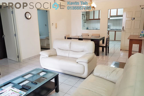 For Rent Condominium at Mont Kiara Bayu, Mont Kiara Freehold Fully Furnished 2R/2B 2.7k