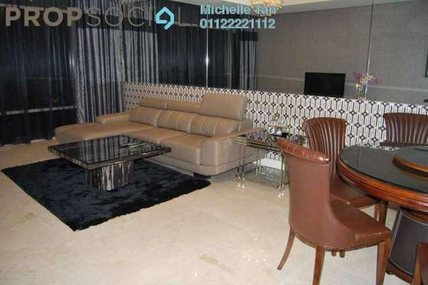 For Sale Serviced Residence at Pavilion Residences, Bukit Bintang Freehold Fully Furnished 2R/2B 2.6m