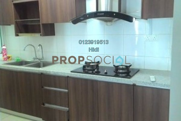 For Rent Serviced Residence at De Centrum Residences, Kajang Freehold Fully Furnished 3R/2B 2.2k