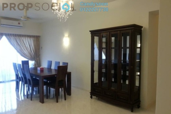 For Rent Condominium at Seri Maya, Setiawangsa Freehold Fully Furnished 4R/3B 3.3k