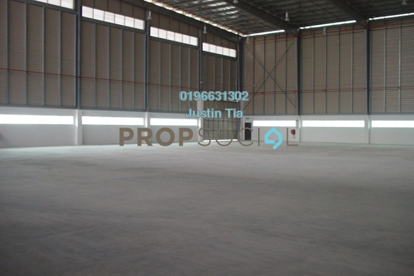 For Rent Factory at Pulau Indah Industrial Park, Port Klang Freehold Unfurnished 0R/0B 80k