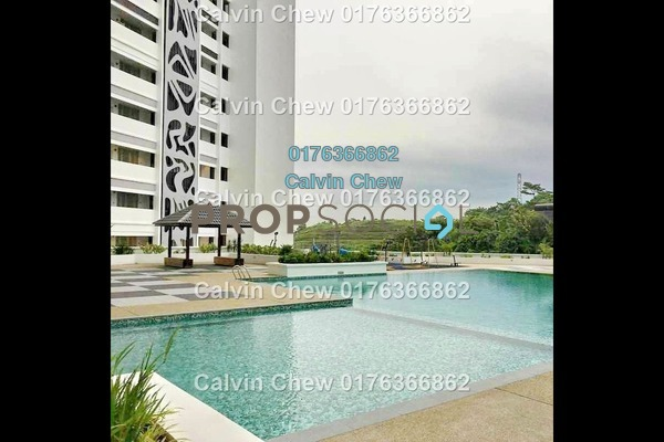 For Sale Condominium at V'Residence, Cyberjaya Freehold Unfurnished 3R/2B 381k