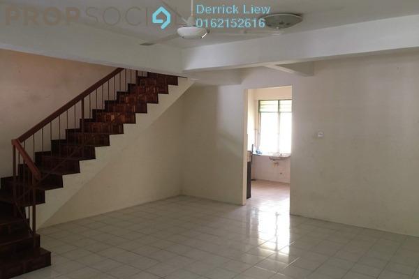For Sale Terrace at Section 3, Bandar Mahkota Cheras Freehold Unfurnished 4R/3B 470k