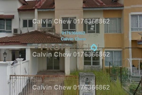 For Sale Terrace at Bandar Tasik Puteri, Rawang Freehold Unfurnished 0R/0B 233k