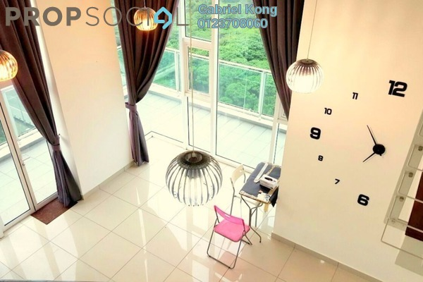 For Rent Serviced Residence at The Scott Garden, Old Klang Road Freehold Semi Furnished 2R/2B 2.2k