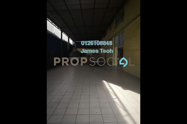 For Sale Factory at Taman Klang Utama, Klang Freehold Unfurnished 0R/2B 2.5m