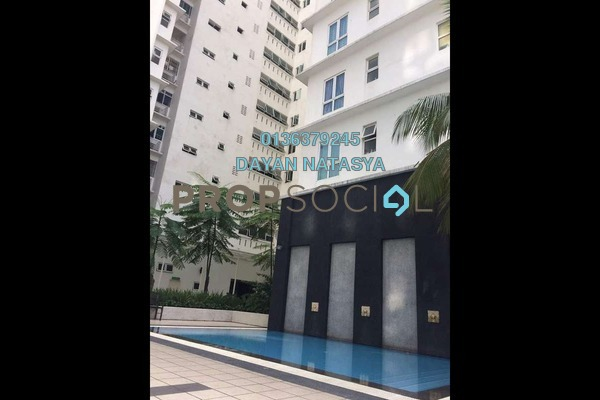 For Sale Condominium at 1Sentul, Sentul Freehold Fully Furnished 3R/2B 580k